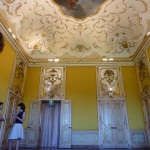 24 May 2016: Visit at Villa Reale and Park, Monza.