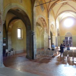 24 May 2016: Visit at St. Maria Maddalena's Church, Camuzzago.