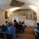 25 May 2016: Presentation of Valtellina Cultural District, Morbegno.