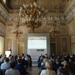 26 May 2016: International Conference, Villa Reale di Monza. Institutional greetings.