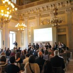 26 May 2016: International Conference, Villa Reale di Monza. Round Table.